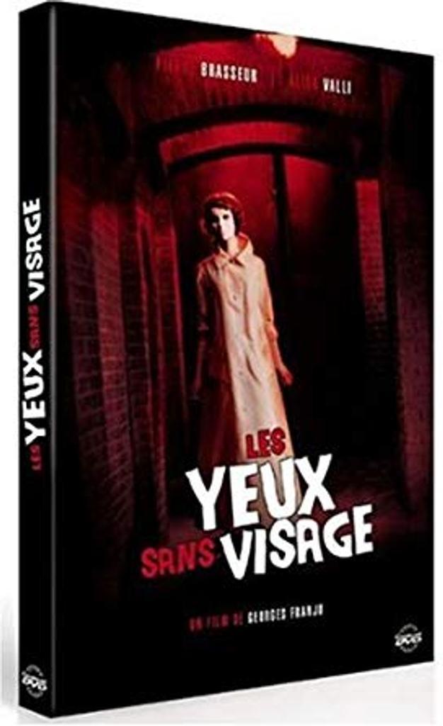 Les yeux sans visage / mise en scène de Georges Franju | Franju, Georges (1912-1987). Monteur