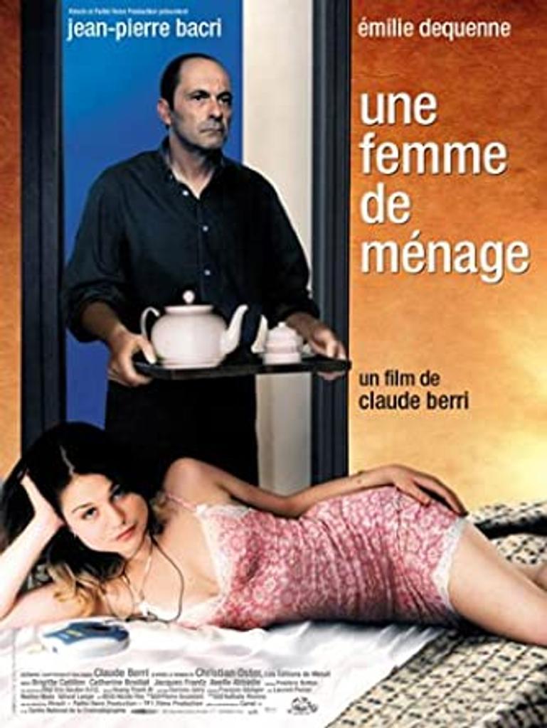 Une femme de ménage / mise en scène, scénario, adaptation et dialogues de Richard Berri |