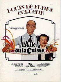 L' aile ou la cuisse / scénario, dialogues et mise en scène de Claude Zidi | Zidi, Claude (1934-....). Monteur