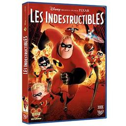 Les indestructibles = The incredibles / réalisation de Brad Bird | Bird, Brad (1957-....). Monteur