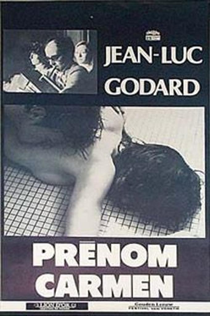 Prénom Carmen ;. [suivi de] Hélas pour moi / Jean-Luc Godard, réal. | Godard, Jean-Luc (1930-....). Monteur