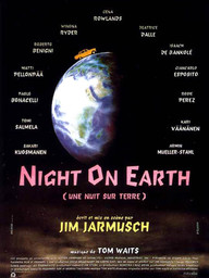 Night on earth = Une nuit sur terre / Jim Jarmusch, réal. | Jarmusch, Jim (1953-....). Monteur