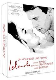 Un homme et une femme / Claude Lelouch, réal. | Lelouch, Claude (1937-....). Monteur