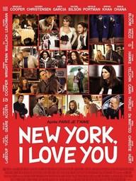 New York, I love you / Fatih Akin, Yvan Attal, Randall Balsmeyer... [et al.], réal.   Akin, Fatih (1973-....). Metteur en scène ou réalisateur