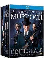 Les enquêtes de Murdoch = Murdoch mysteries / Farhad Mann, Shawn Thompson, Don McBrearty.. [et al.], réal. |