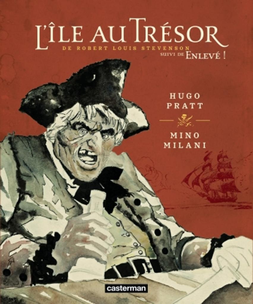 L' Île au trésor / de R. L. Stevenson |