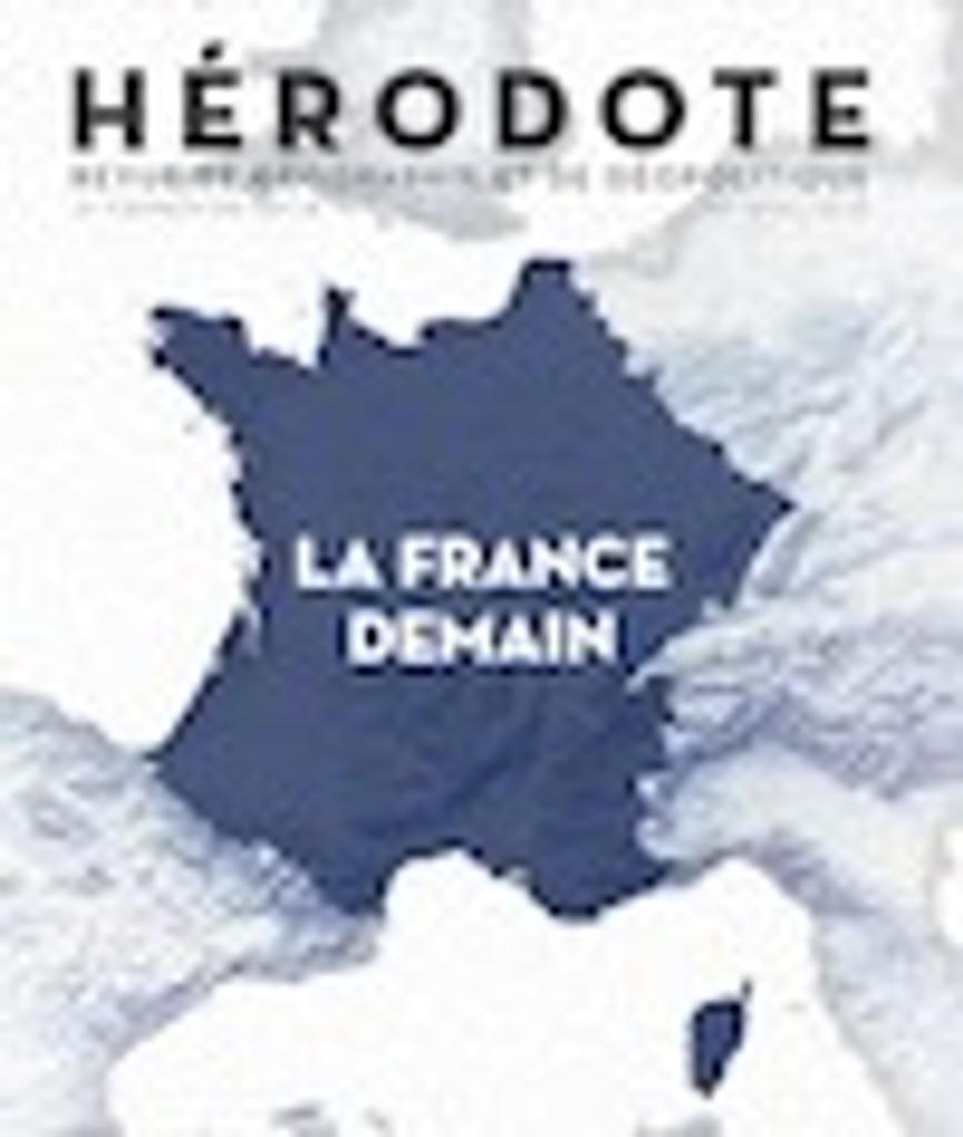 Hérodote : revue de géographie et de géopolitique. 170, Juil. 2018 |