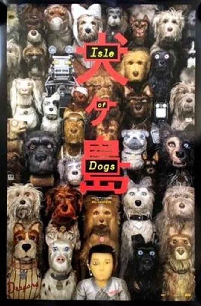 L'île aux chiens / Wes Anderson, réal., scénario | Anderson, Wes (1969-....). Metteur en scène ou réalisateur. Scénariste