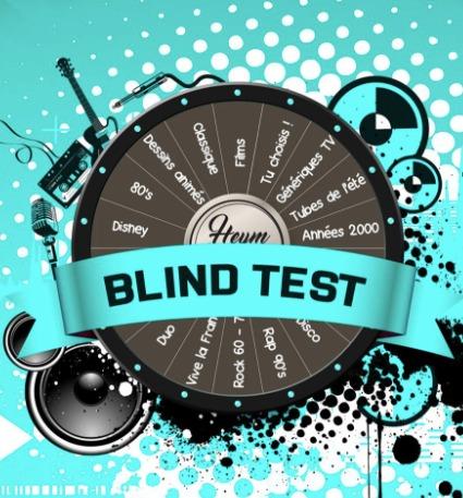 Blind Test avec le groupe Leeps (Rock)   